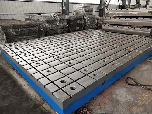 成都市铸铁装配平台
