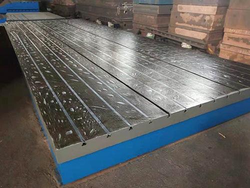 铸铁划线平台