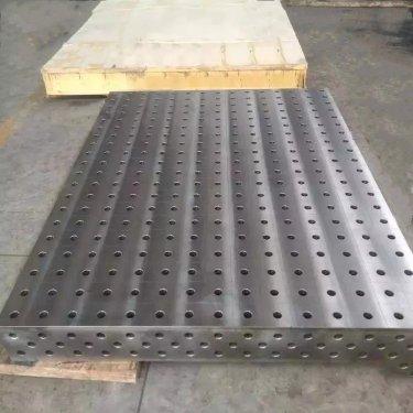 三维柔性焊接平台的特点是什么
